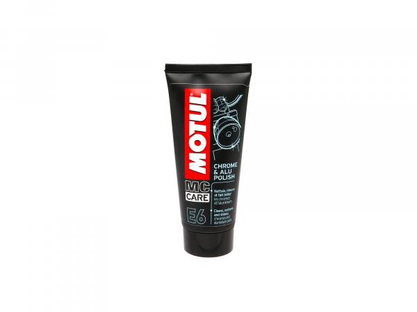 MOTUL chrome and aluminium polish - 100 ml