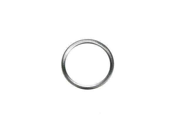 10000282 Krümmerdichtung 28 x 34 Aluminium - Simson S50, S51, KR51 Schwalbe, SR50, u.a. - Bild 1