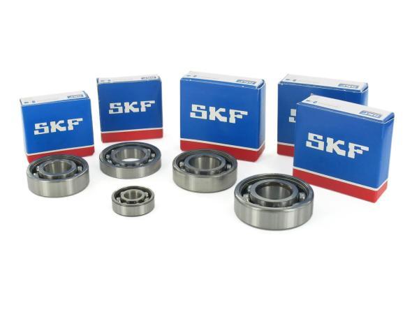 10002005 Set: Kugellager Motor M531-M754 - Simson S51, S70, S53, S83, KR51/2 Schwalbe, SR50, SR80 - Bild 1