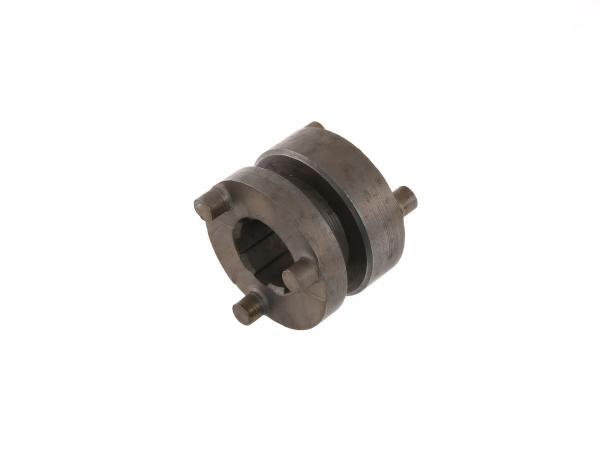 10054962 Schaltklaue, Schaltstück M52 Motor - für Simson SR4-1 K Spatz - Bild 1