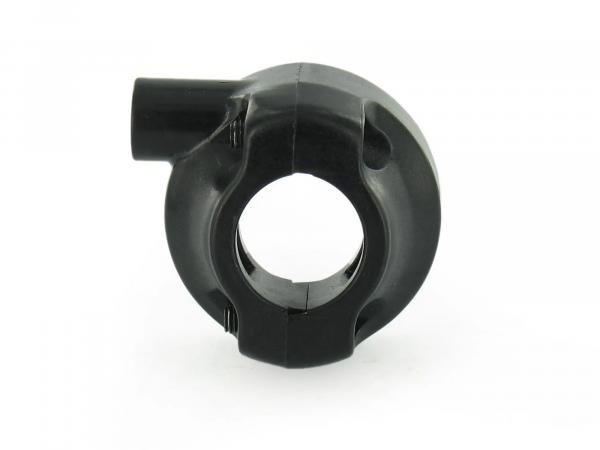 Housing for fitting Magura throttle handle - Simson S53, S83, SR50, SR80, SRA 25/50