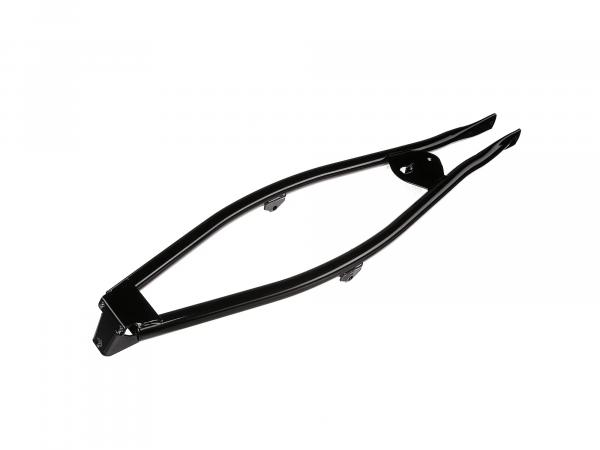 Frame upper belt in black - Simson S50, S51, S70