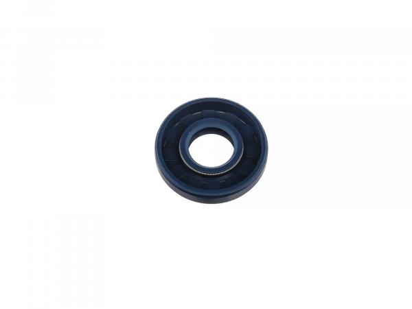 Oil seal 25x37x06, blue, double lip - Simson SRA 25/50