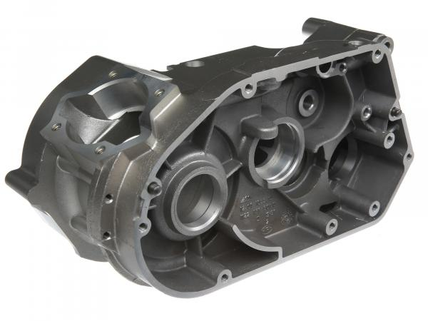 Motor housing for motor M741-743, drilled to ø53,1