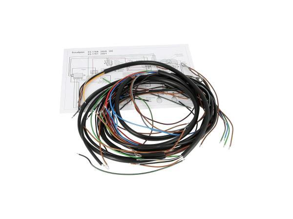 Kabelbaumset für ES 175,250,300 Schraubkontakte