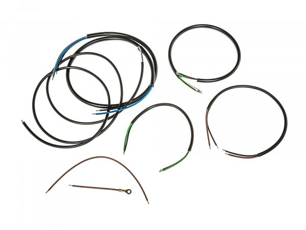 Wire harness SR1, SR2, SR2E - black