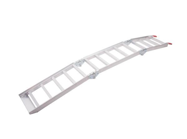 Rothewald ramp aluminium, foldable