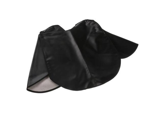 Knieschutzdecke, schwarz - Simson KR50, KR51 Schwalbe