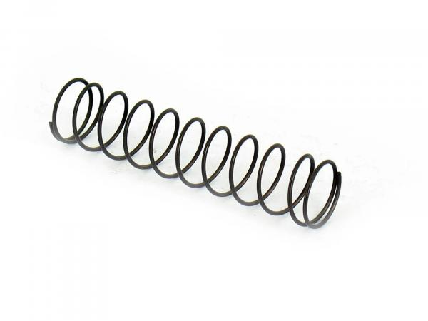 Pressure spring for piston valve