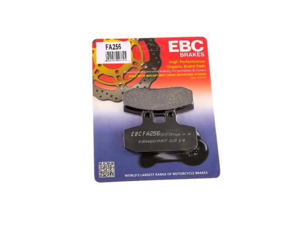 Brake pad pair (EBC FA 256)
