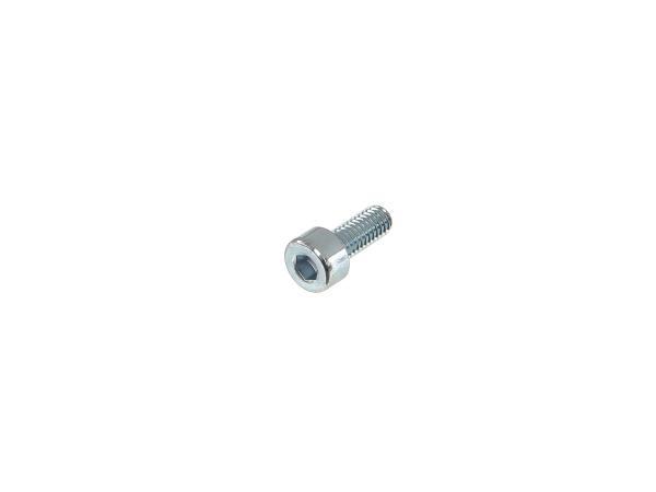 Zylinderschraube, Innensechskant M4x10 - DIN912