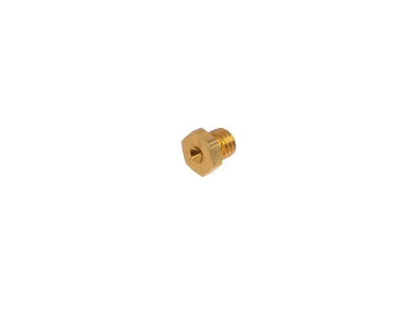 Main nozzle 105 (M6) for ETZ Bing carburettor - 53/24/201/202