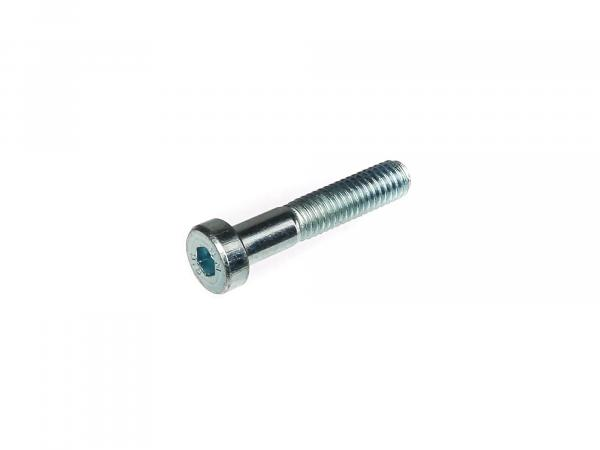Hexagon socket head cap screw, low head M6x30 - DIN7984