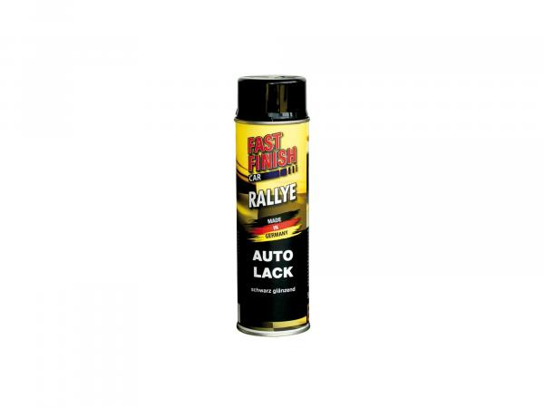 Fast Finish Car Car Varnish, black, glossy - 500ml