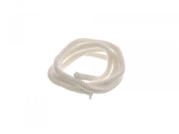 Asbestos cord - replacement / glass fibre cord for clamp for silencer ø 6 mm (cut 1m ) - SR1,SR2, KR50/51, suitable for AWO