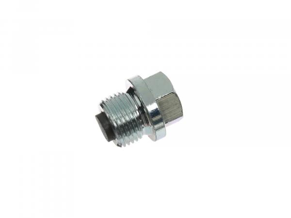 Oil drain plug engine, with magnet - Simson AWO425-Sport