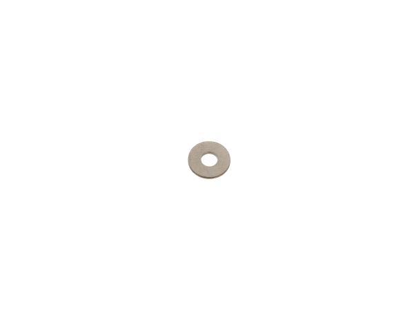 Scheibe 3,2x8x0,5 DIN134