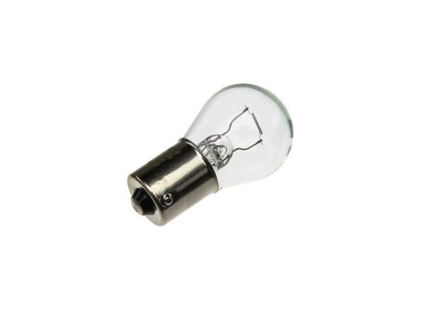 10059942 Kugellampe 12V 21W BA15s von GLÜWO - Bild 1