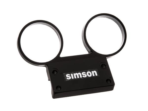 Armaturenträger für Tacho und Drehzahlmesser - Simson S50, S51, S70