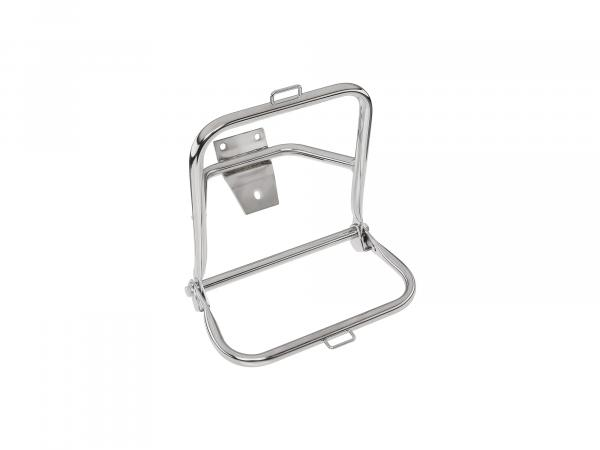 rear carrier chrome - for MZ ES125, ES150, TS125, TS150