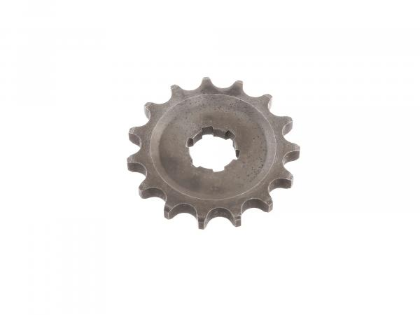 Drive pinion (small chain wheel) 15 tooth - MZ ETZ125, ETZ150