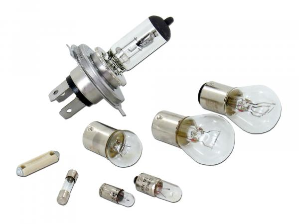 Glühlampensatz 12V 35/35W Halogen HS1 - Simson S51, S70, S53, S83, SR50, SR80