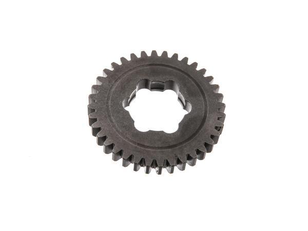 Losrad 36 Z 3. gear f. 5-speed gearbox Simson