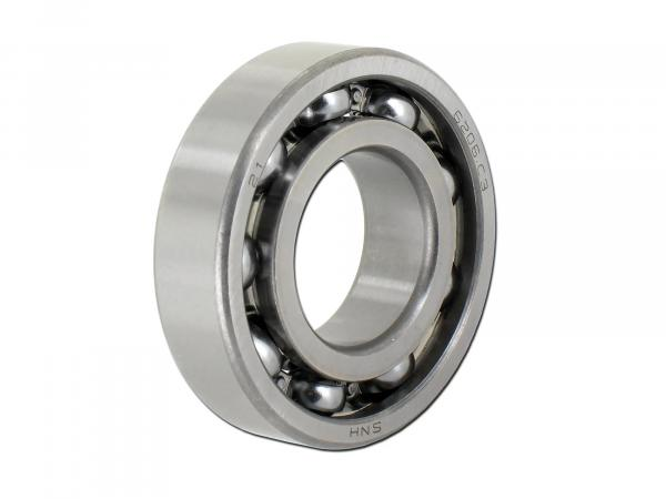 Ball bearing 6206 C3, motor housing - for Simson AWO 425S, 425T