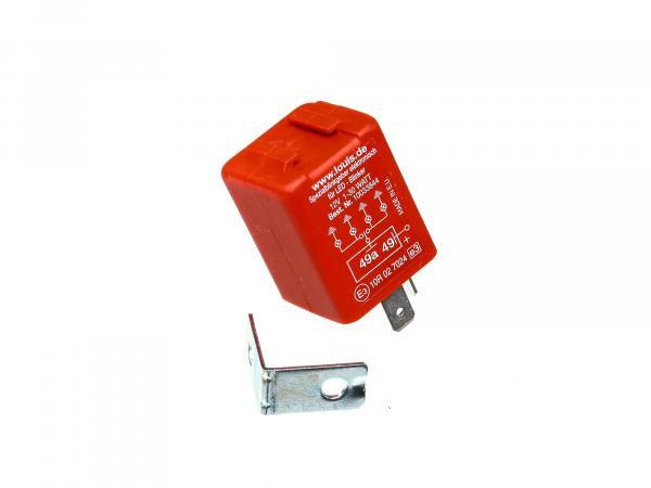 Special flasher unit for LED flasher, power 1 - 30 W
