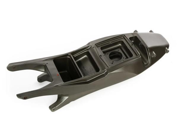 Heckträger lack. anthrazit metallic matt  MS125 Schikra  125RS