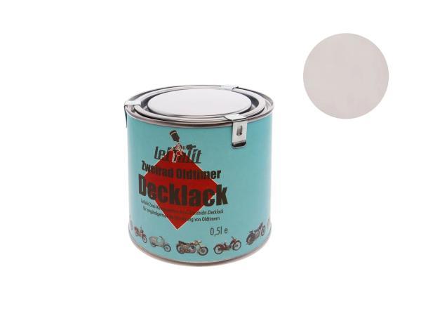 10022674 Lackfarbe 2K Leifalit Silber, für Kotflügel Simson - 500ml - Bild 1