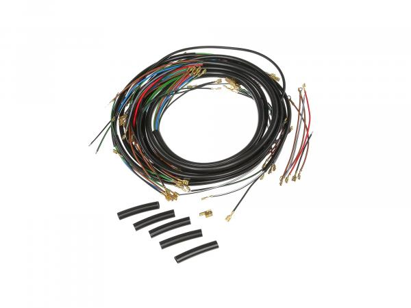Cable harness set TS250 de luxe