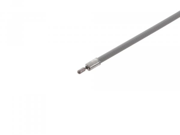 throttle cable grey - for Simson SR2, SR2E(from vehicle 833190)