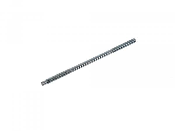 tie rod - M6x130mm M52, M53, M54 - for S50, KR51/1 Schwalbe, SR4-2 Star, SR4-3 Sperber, SR4-4 Habicht