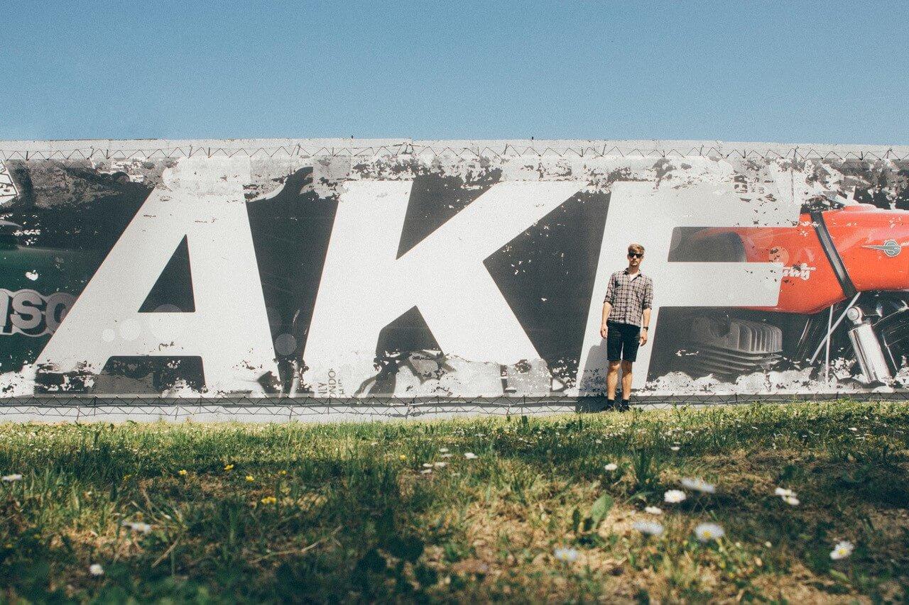 Johannes bei AKF in Bautzen - Budabroad