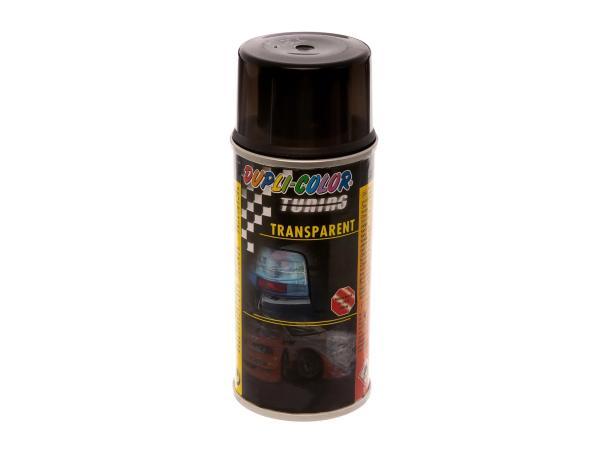 10068422 Dupli-Color Transparent Spray, black - 150ml - Bild 1