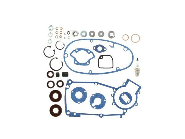 10069800 Set: Motorregenerierung mit Kautasit Dichtungen Motortyp M53/2 - für Simson S50 - Bild 1