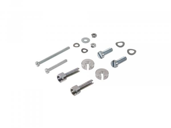 Set: Screws for handlebar armatures S50