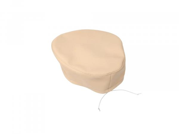 Seat cover (imitation leather, beige with pull cord, good fit, super look) per item - for IWL