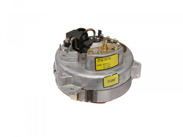 Stator m. Holding cap 8046.2/2-200 - Three-phase alternator, electronic ignition - MZ ETZ