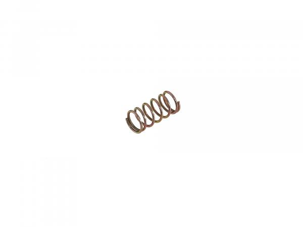 Pressure spring for limit screw - 16N1