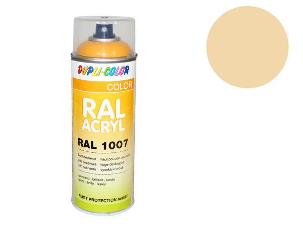 Dupli-Color Acryl-Spray RAL 1014 elfenbein, glänzend - 400 ml