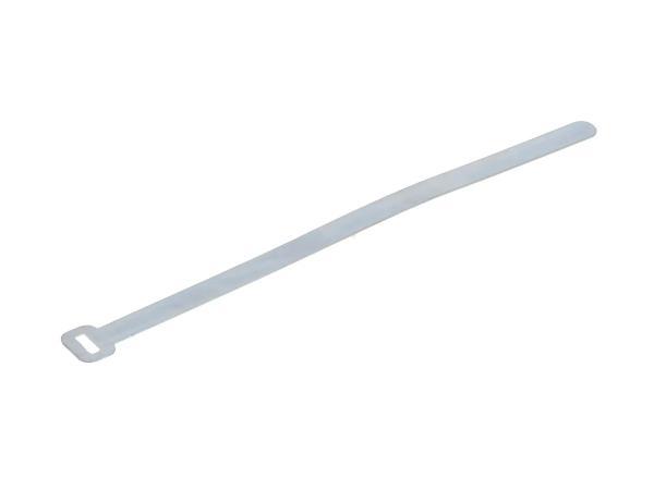 Kabelbinder Metall 130mm lang, 6mm breit, 0,5mm dick