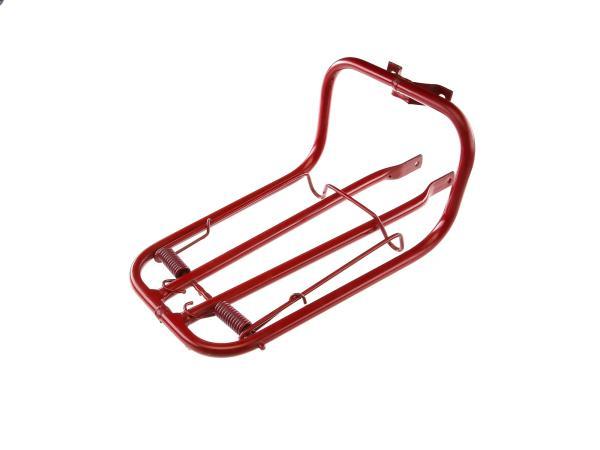 10067283 Gepäckträger vorn, rot grundiert - für Simson SL1 Mofa - Bild 1