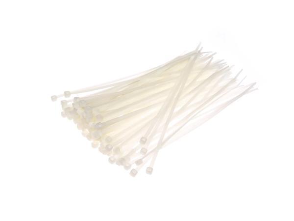 Kabelbinder 200mm x 3,6 farblos (Preis je Tüte mit 100 Stück