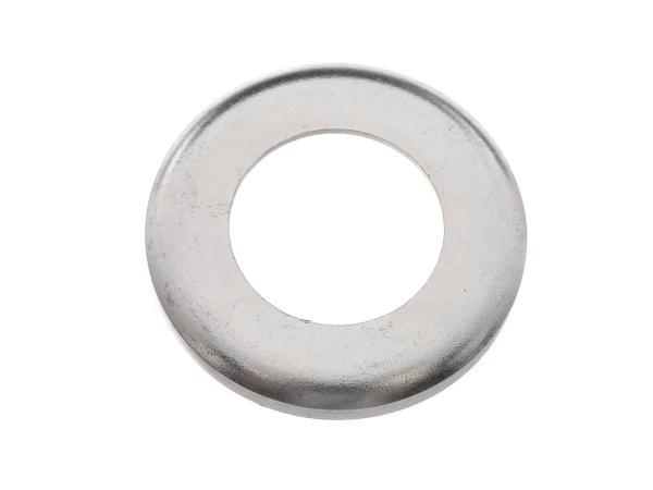 10067859 Scheibe (Schutzkappe) für Schwinge außen - für MZ ES175, ES175/1, ES175/2, ES250, ES250/1, ES250/2, ETS250 - Bild 1