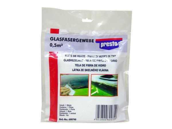 Presto Glasgewebeband - 0,5 qm