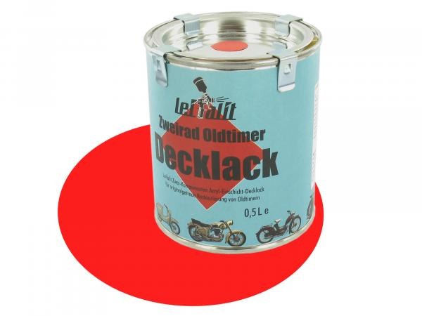 Paint 2K Leifalit flame-red - 500ml