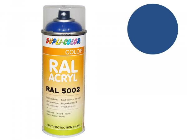 Dupli-Color Acryl-Spray RAL 5007 brillantblau, glänzend - 400 ml