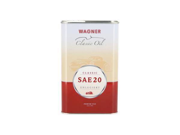 Motoröl Oldtimer Wagner* (Einbereich) SAE20 unl. 1L